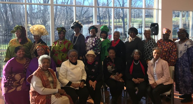 swbca Black and Womens History Group Photo